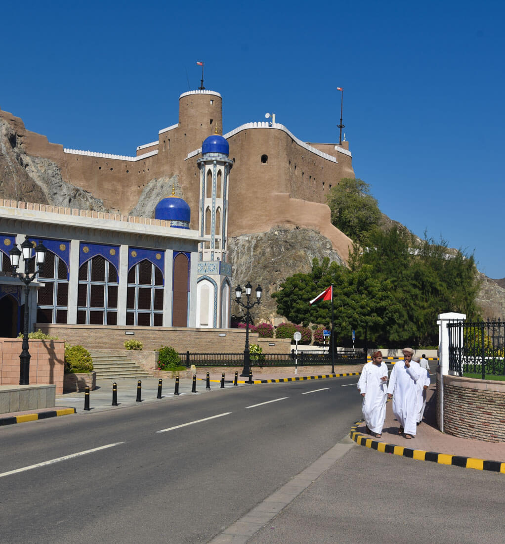 travel to Muscat