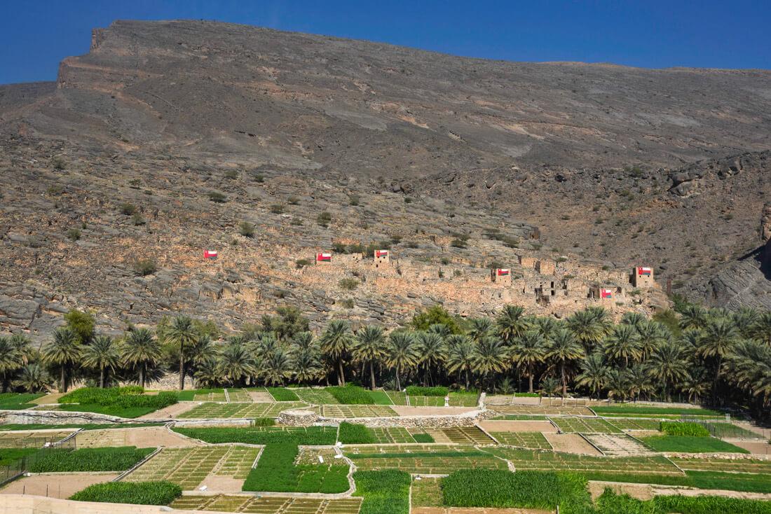 my trip to Oman
