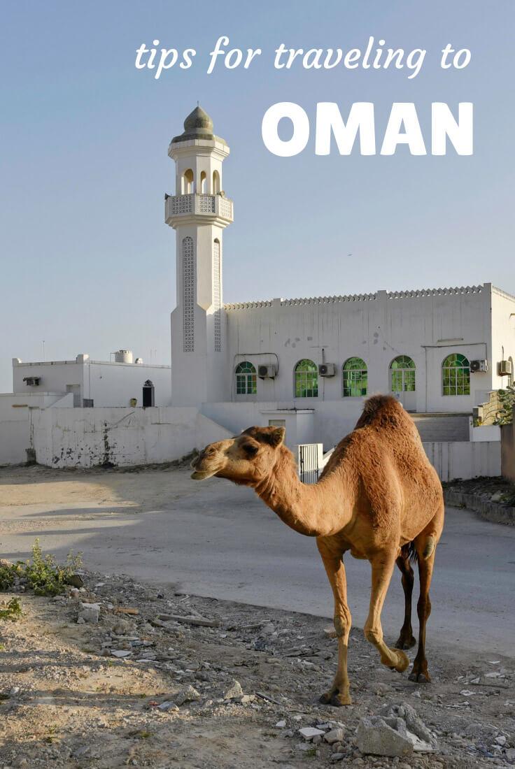 travel guide Oman