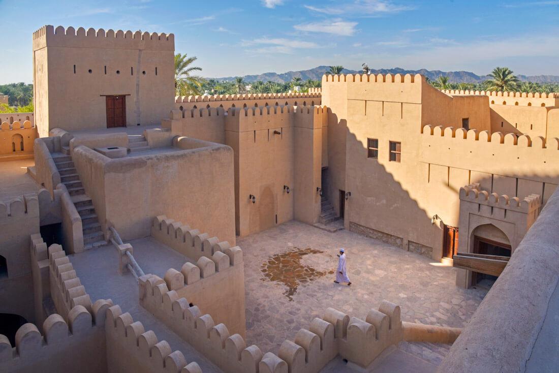 travel in Oman