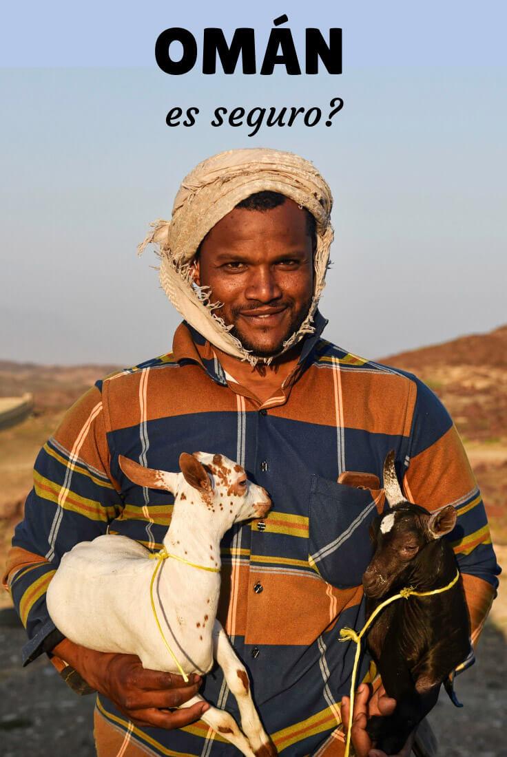 es Omán seguro