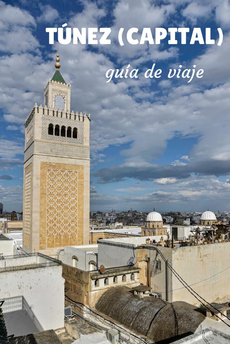 qué ver en túnez capital