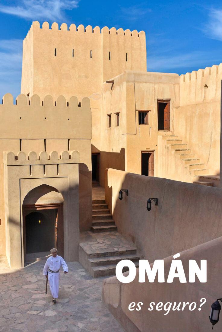 turismo Omán