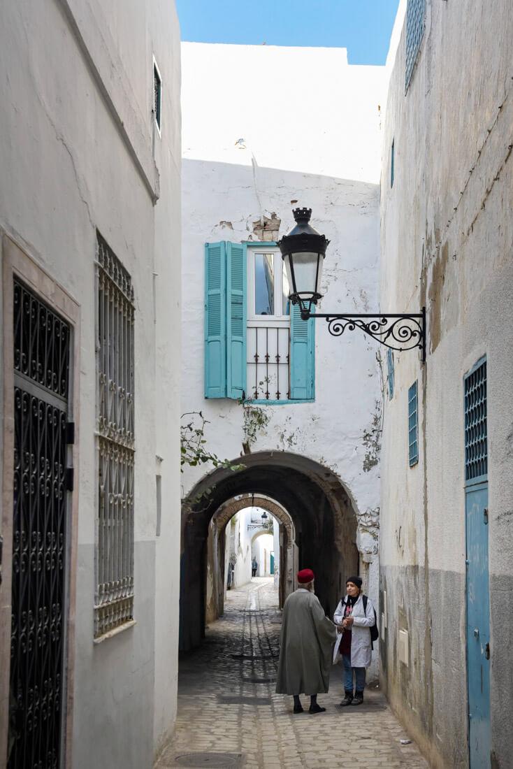 visitar Túnez ciudad