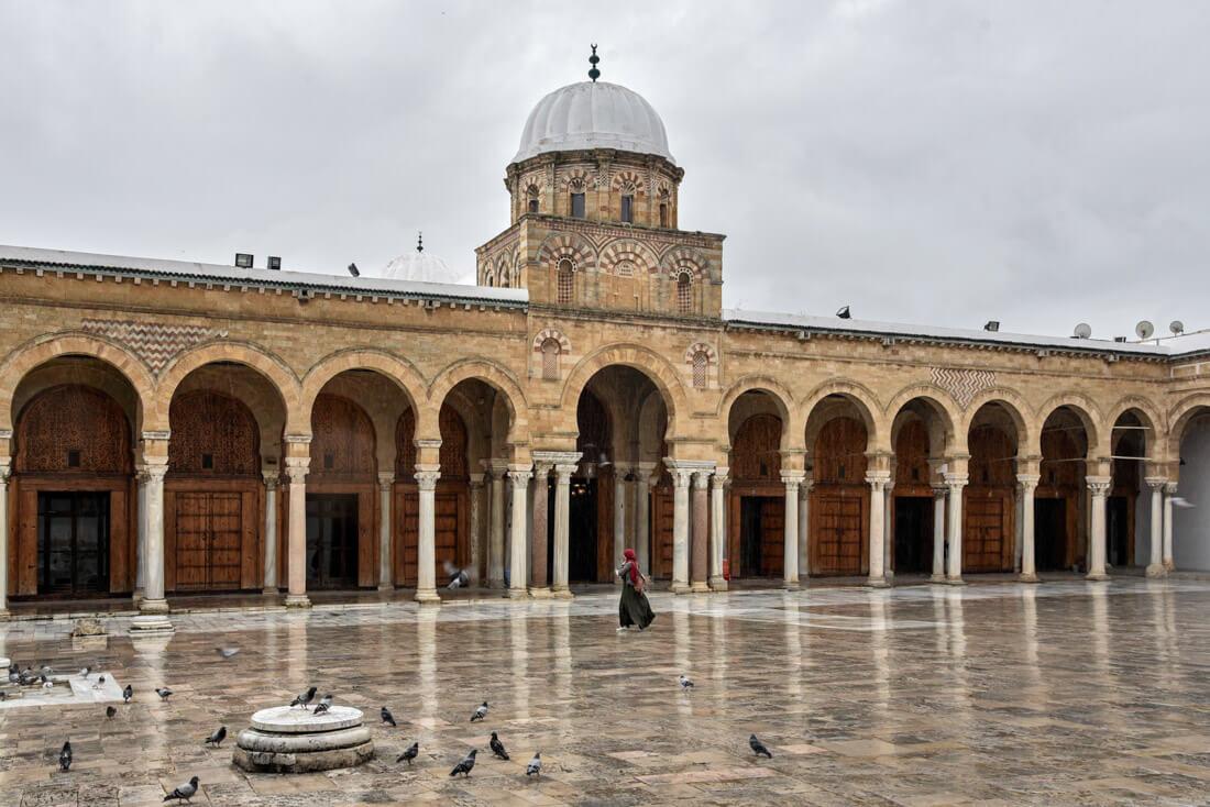 visitar Tunis