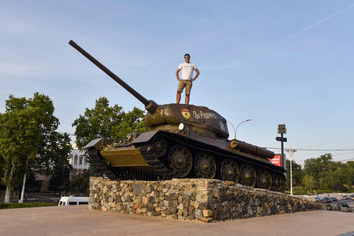 blog de viaje Transnistria