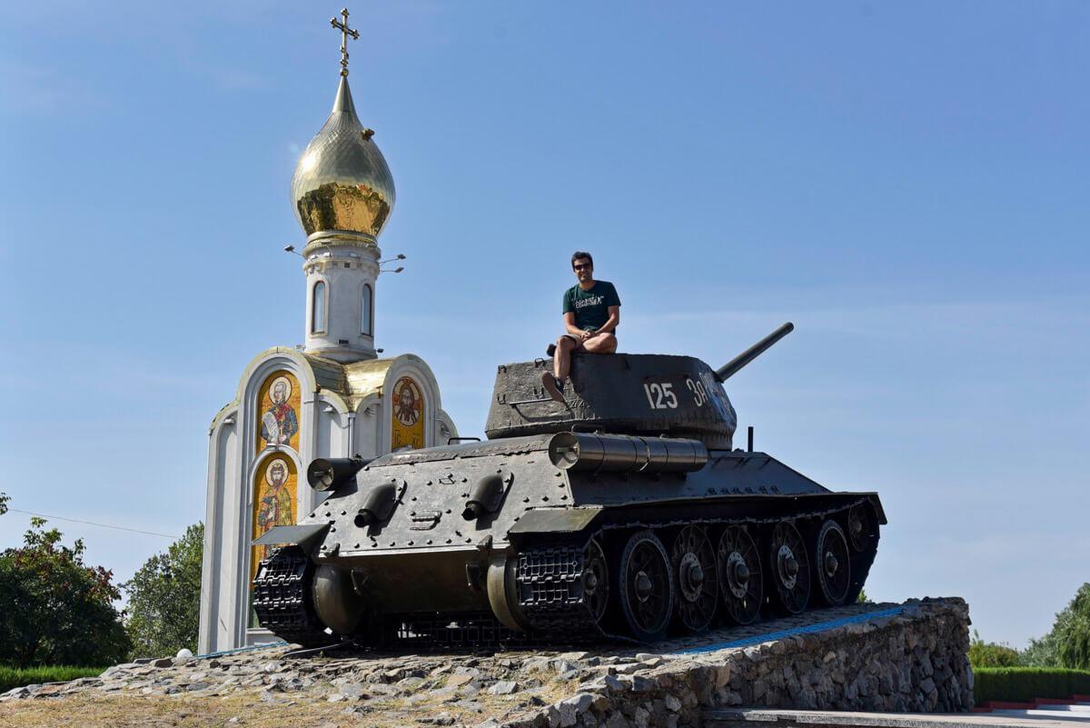 Transnistria tourism