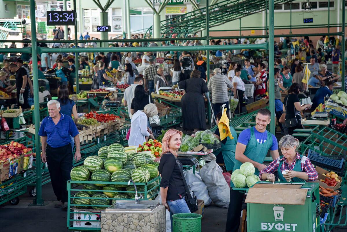 Mercado Tiraspol