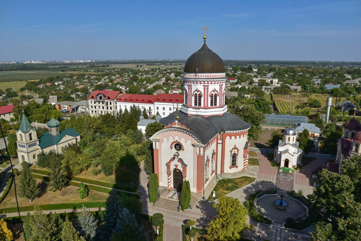 Monasterio Noul Neamt