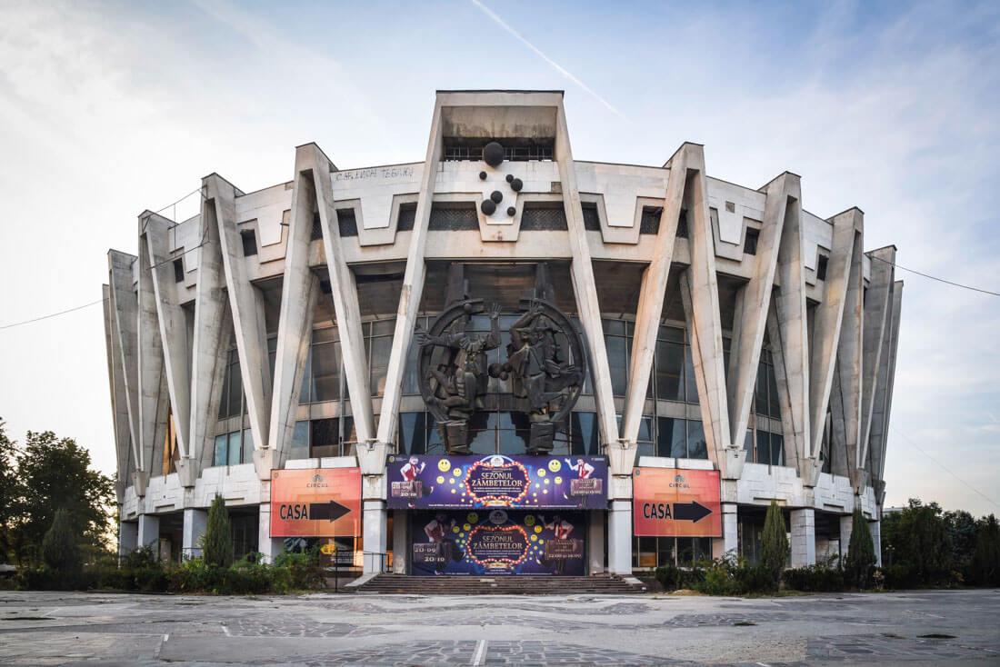 circus Chisinau