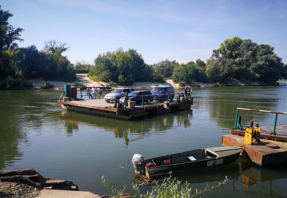 Río Dniester