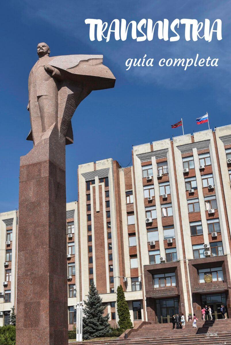 cómo viajar a Transnistria