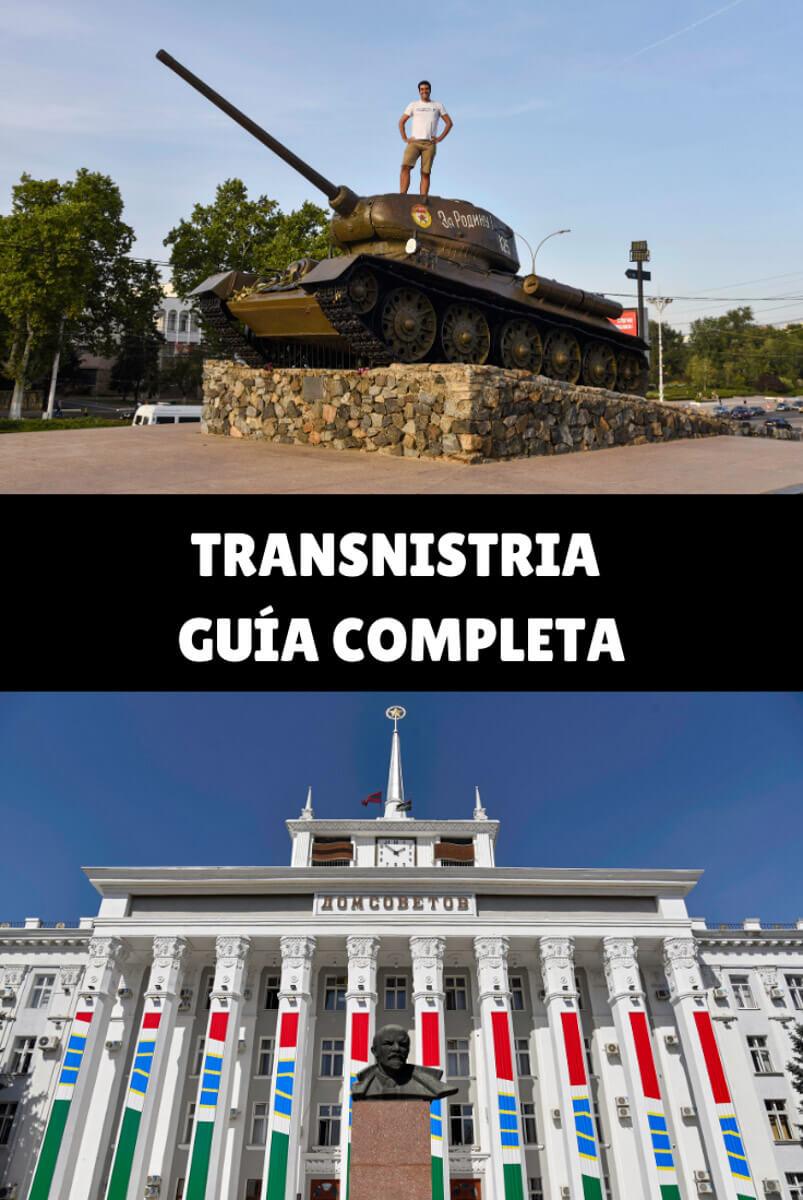 viajar a Transnistria