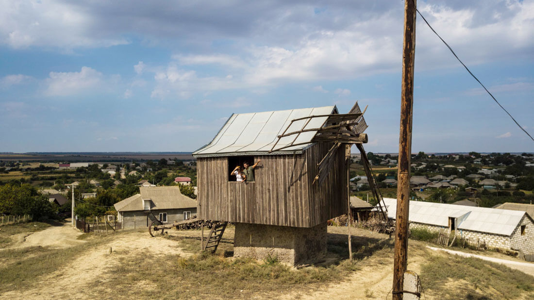 windmill Gagauzia