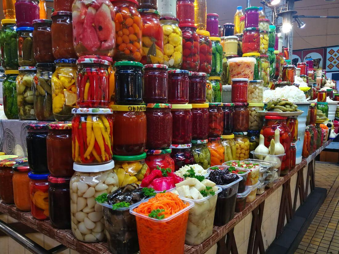Mercado Bessarabsky Kiev