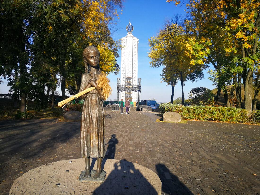 El Memorial de Holodomor