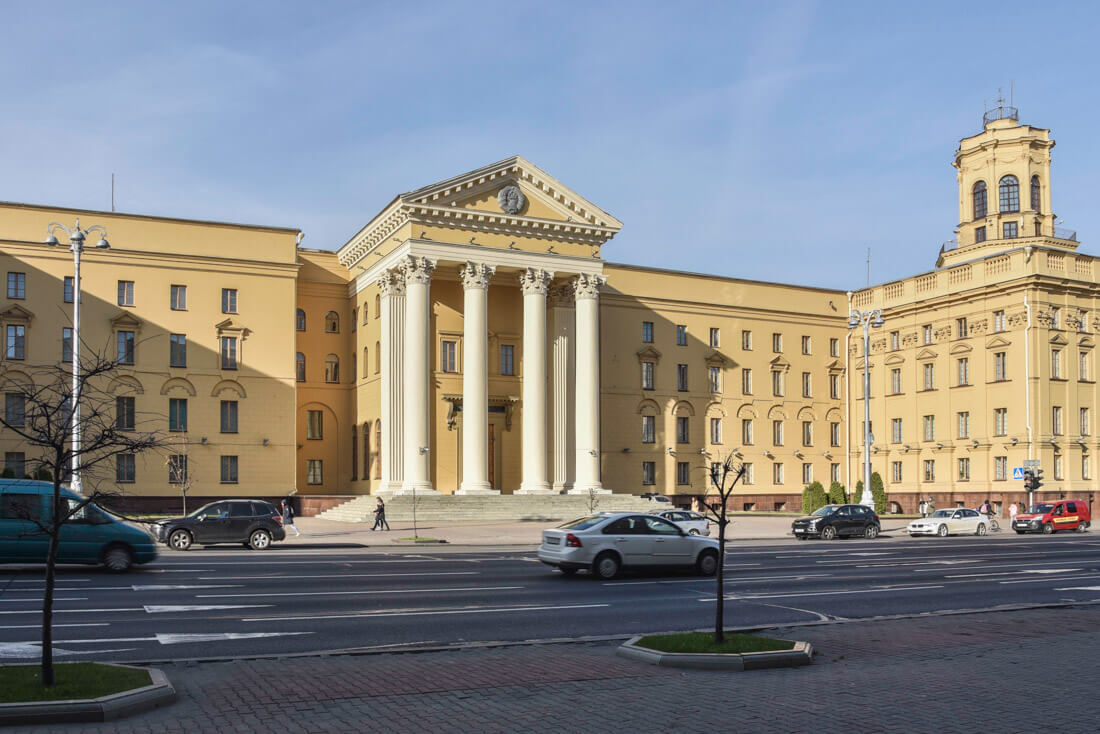 consejos para viajar a Minsk