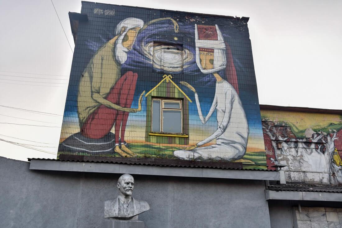 calle Kastrychnitskaya Minsk