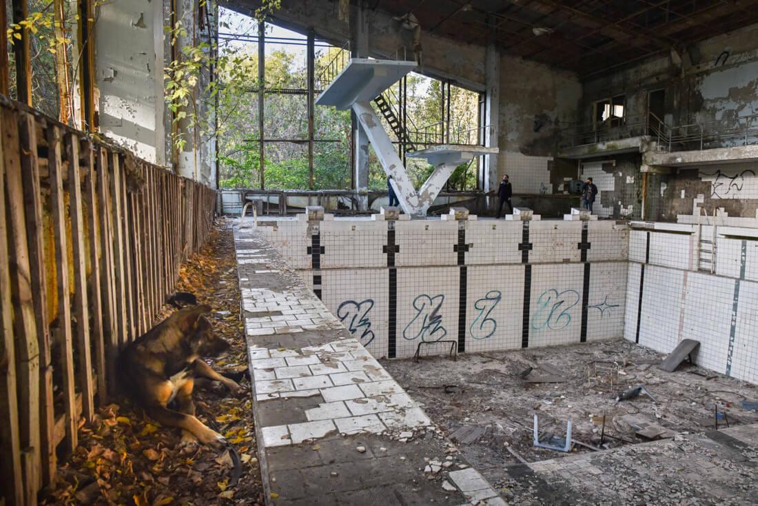 Chernobyl travel