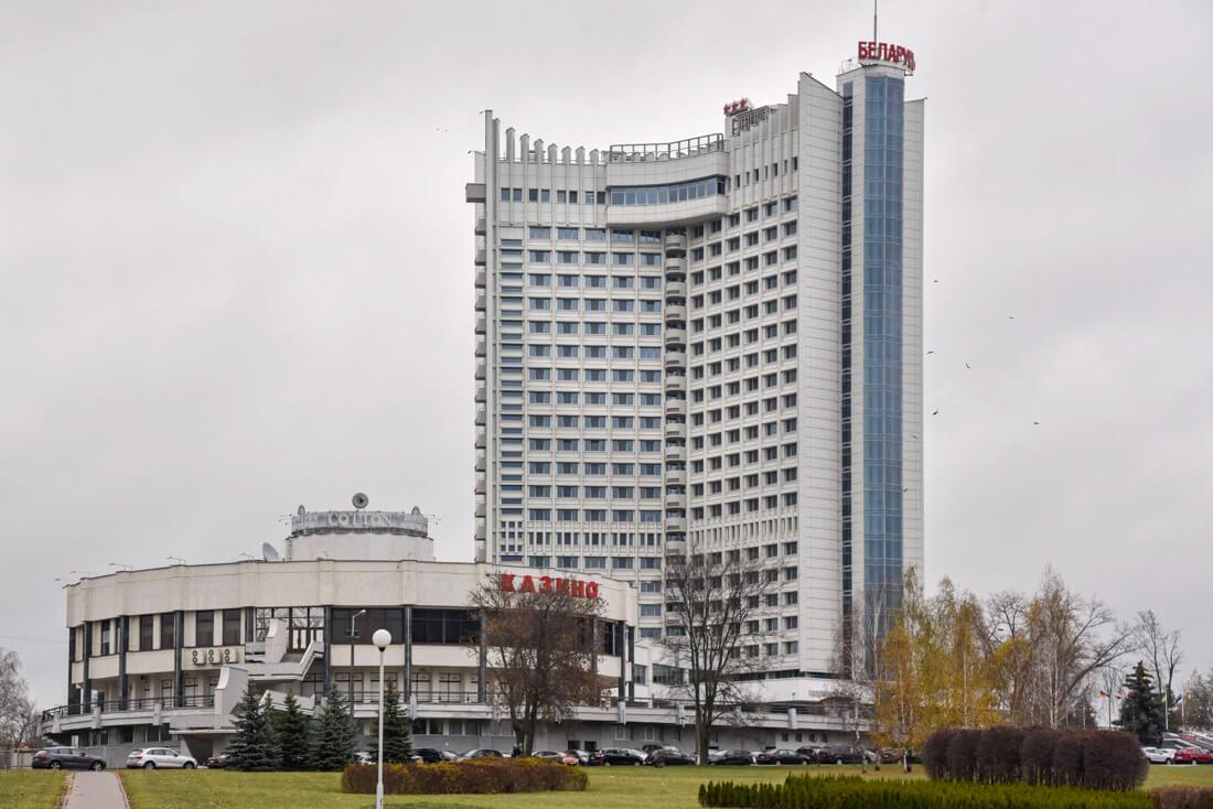 alojamiento en Minsk