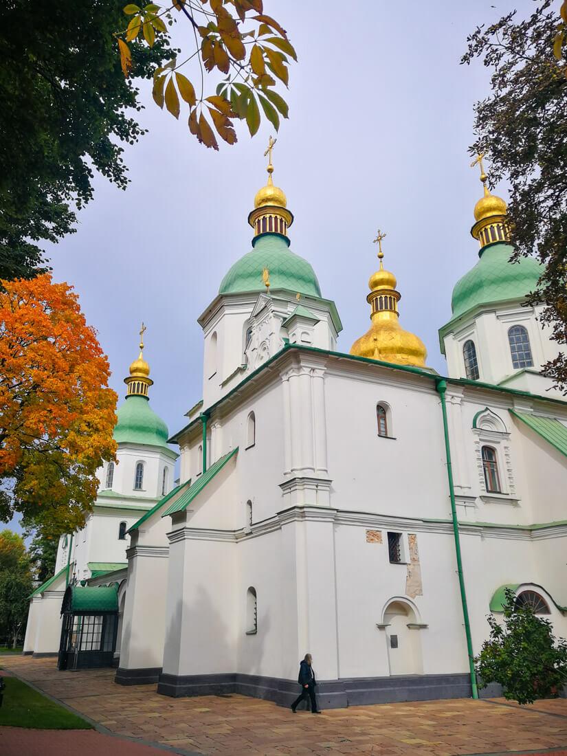 lugares qué ver en Kiev