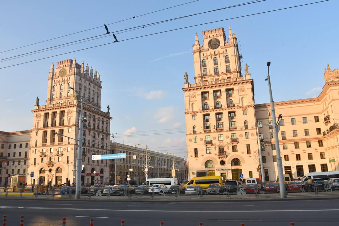 Puertas de Minsk