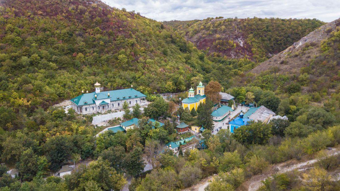 Moldova itinerary