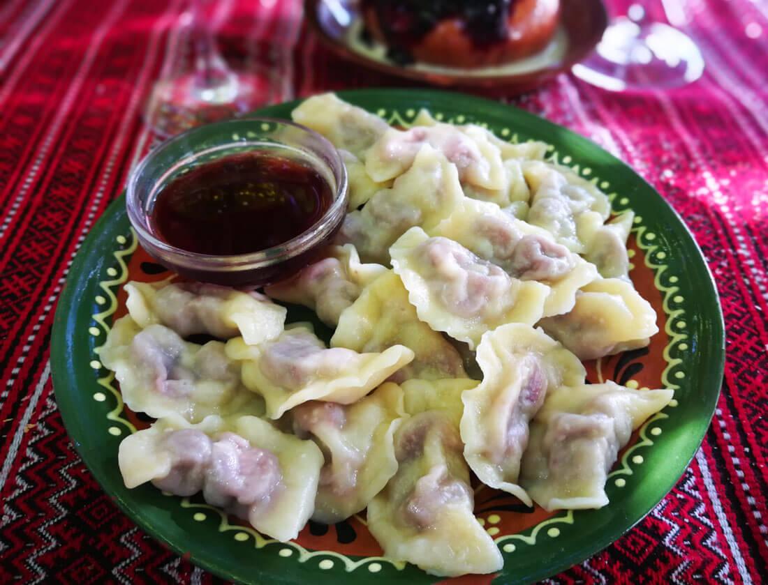 Moldovan food
