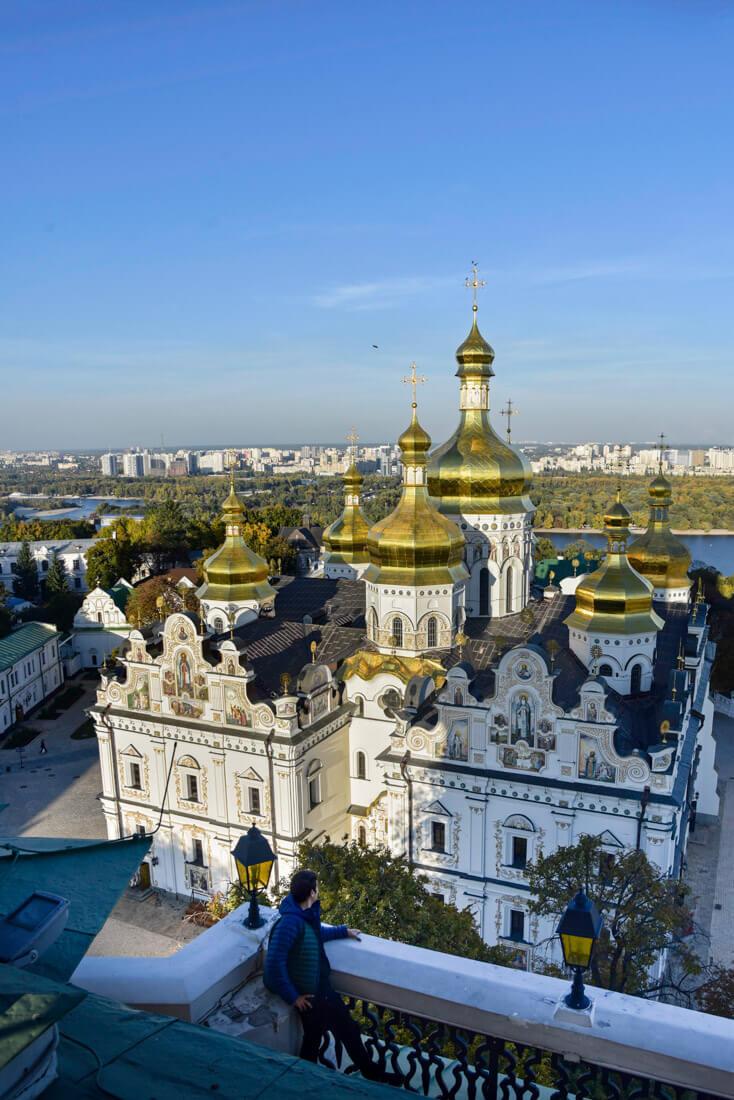 qué se puede ver en Kiev