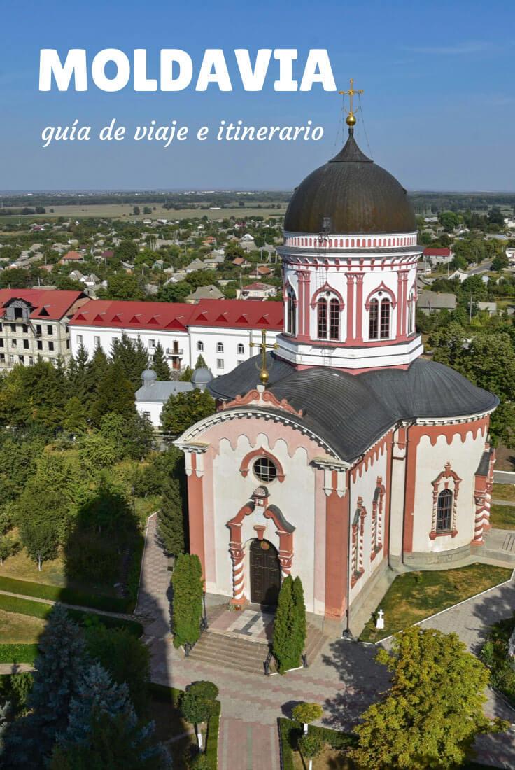 viaje Moldavia