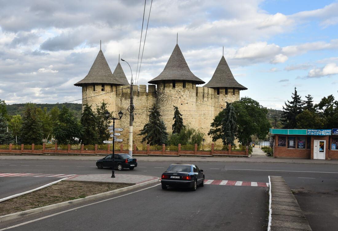 Soroca castle