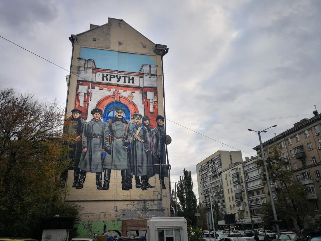 arte callejero Ucrania