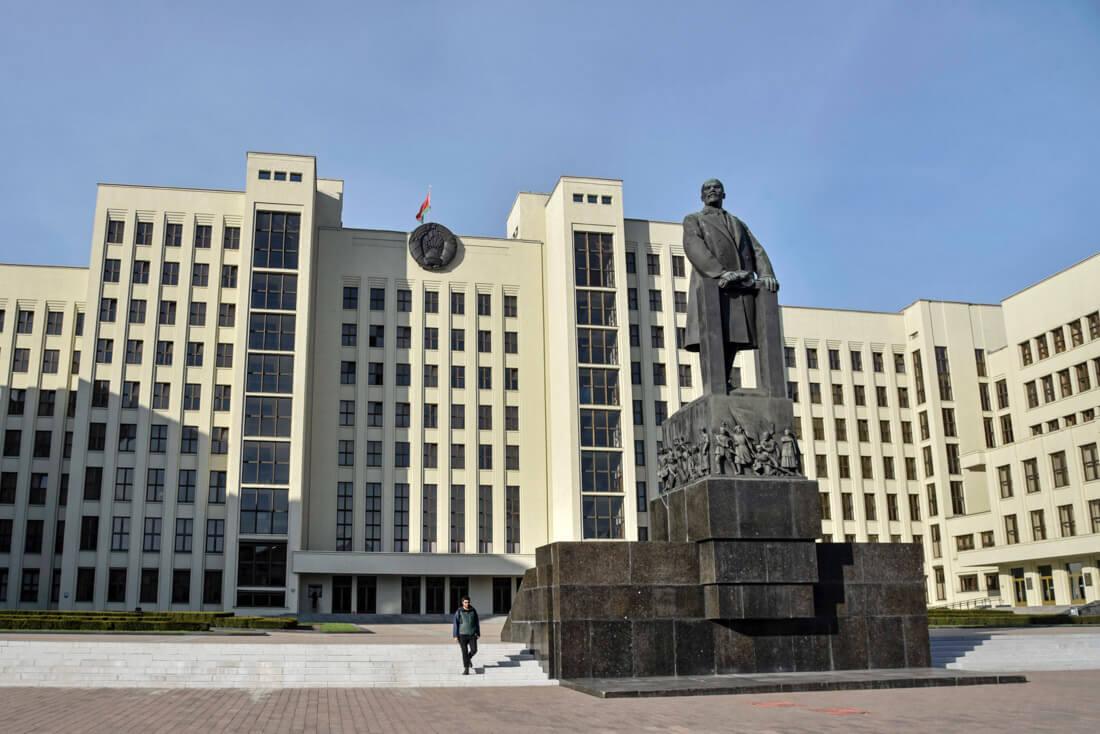 cómo viajar barato a Minsk
