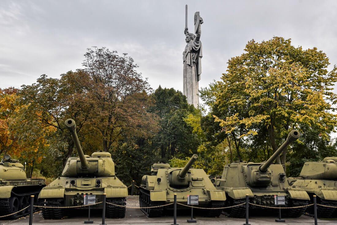 qué hacer en Kiev