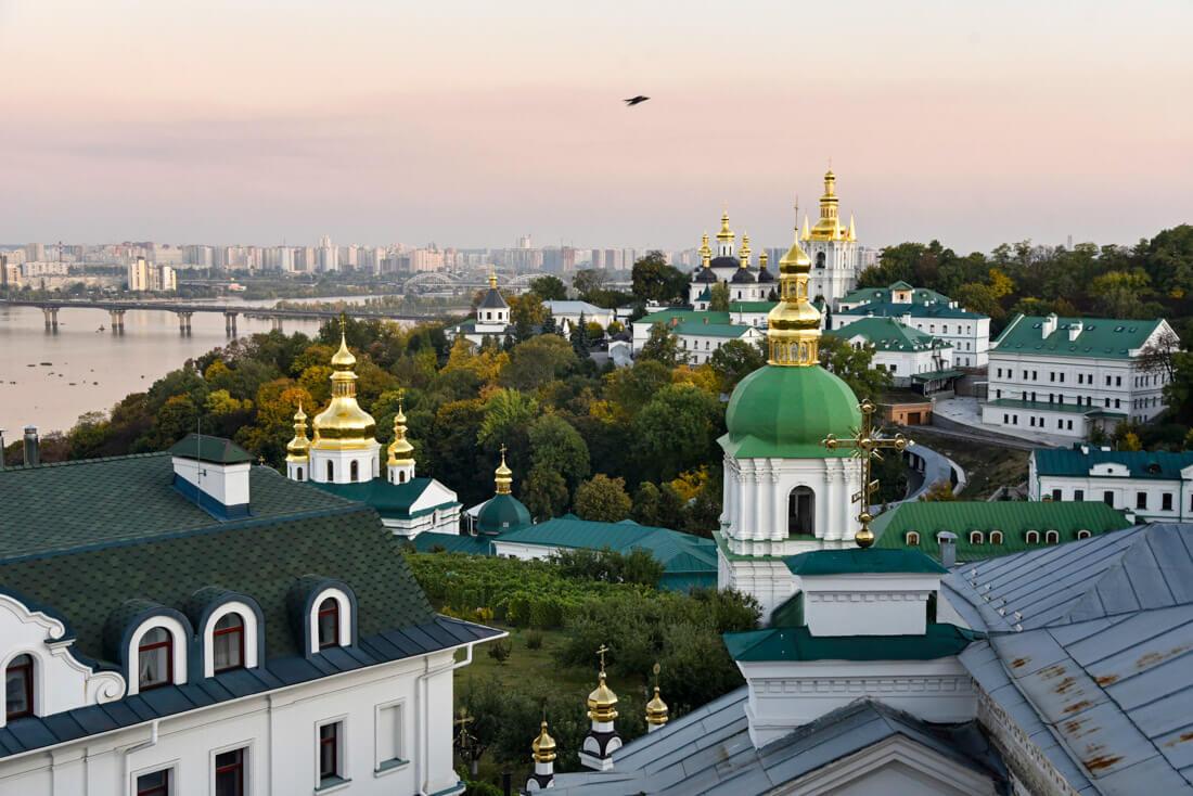 viajar a Kiev