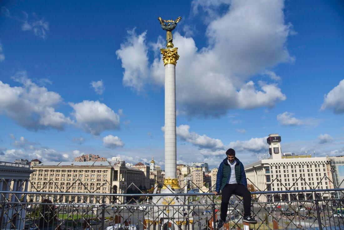 cosas qué ver en Kiev