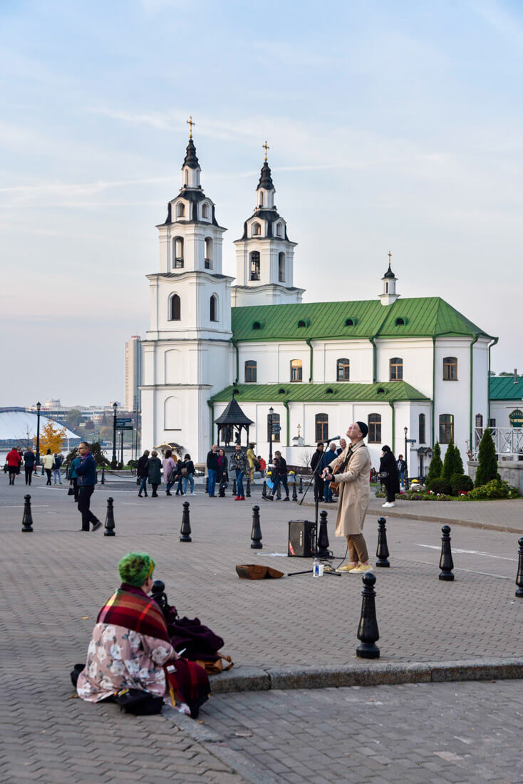 Minsk qué visitar