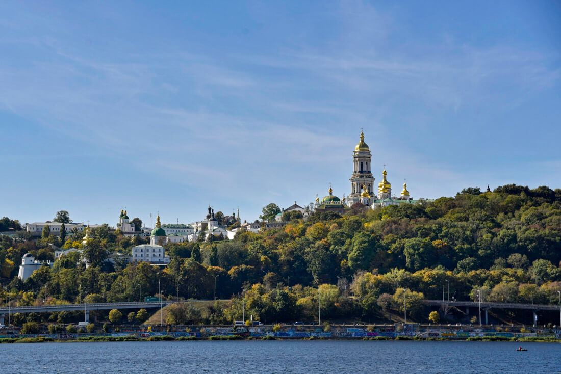 que hay qué ver en Kiev