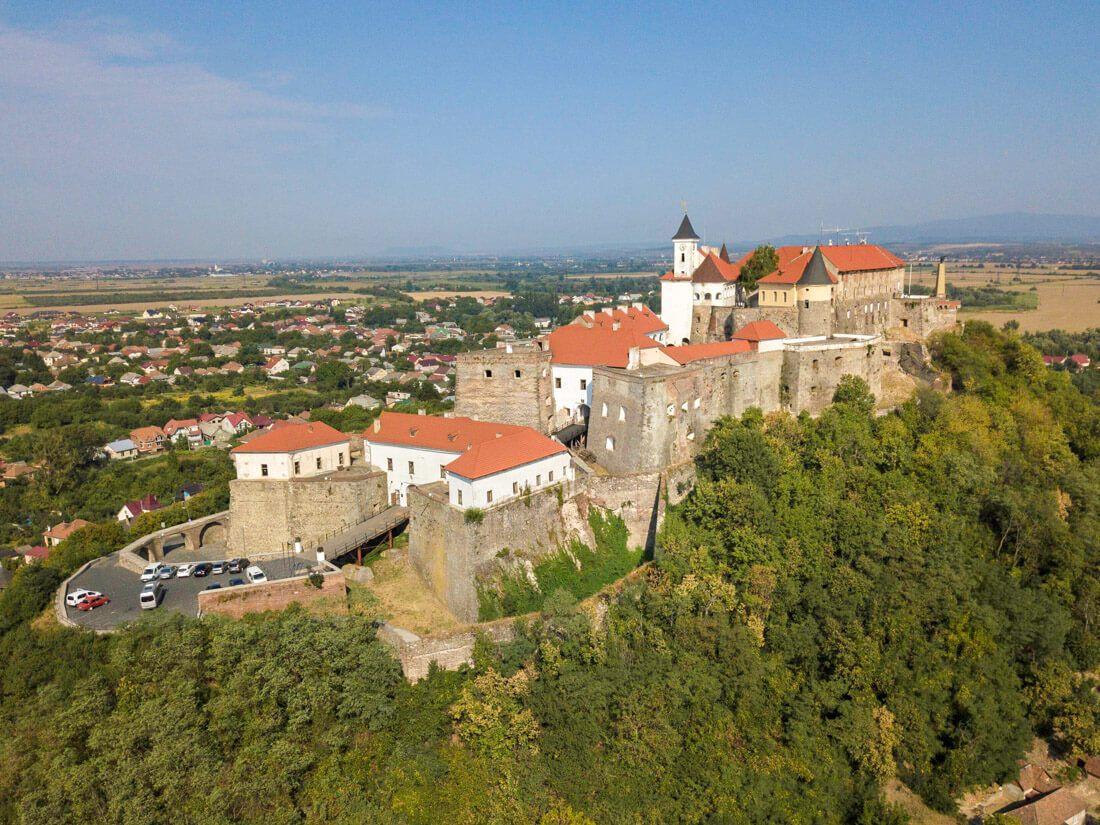 Mukachevo fortress