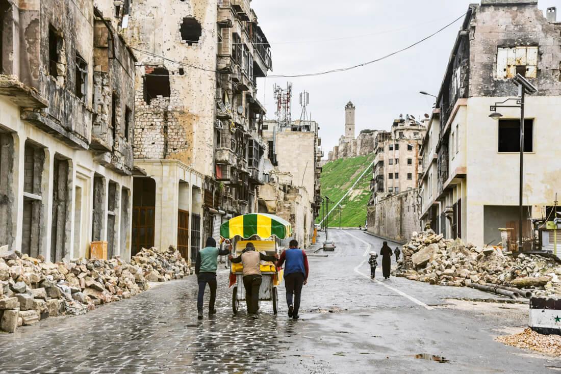 Aleppo conflict