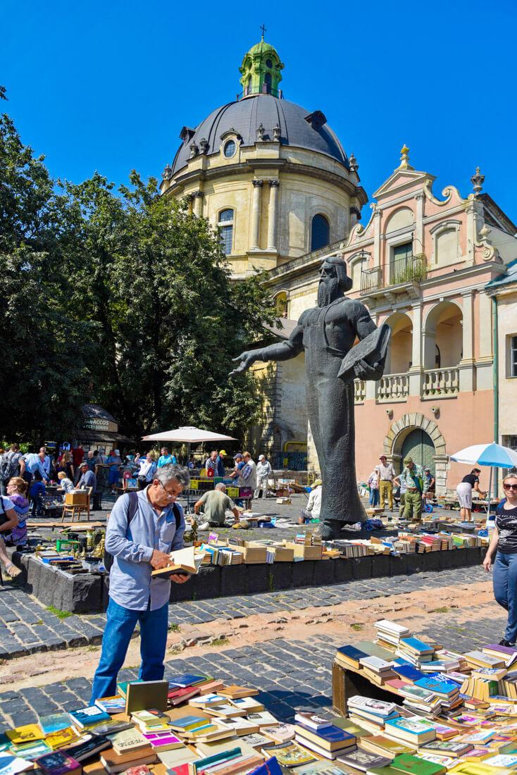 best time to visit Ukraine