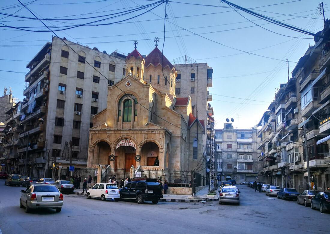 church Aleppo