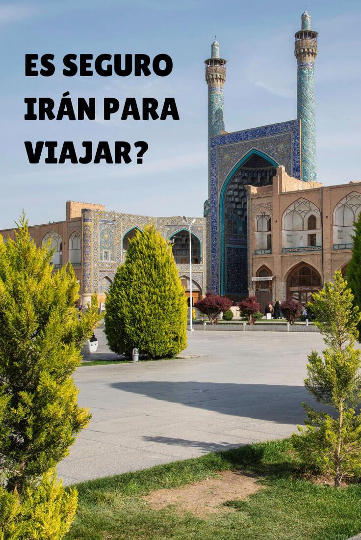 es Irán un pais seguro