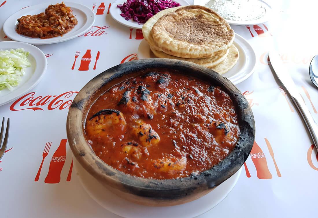 comida en Gaza