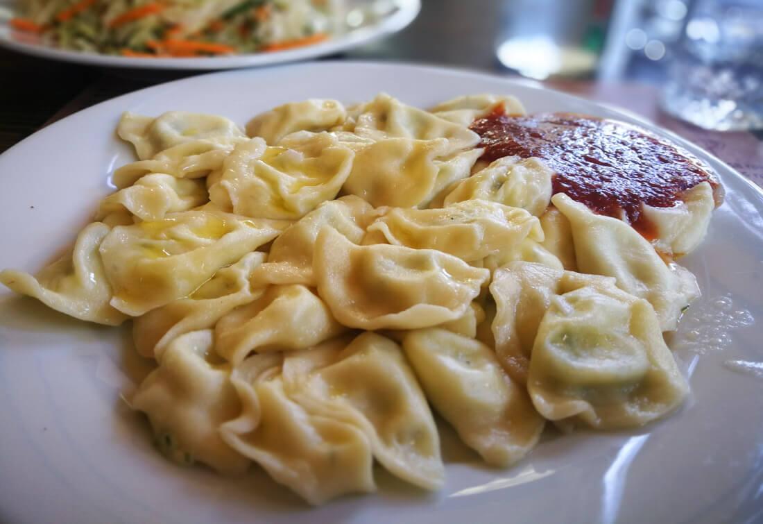 food in Ukraine