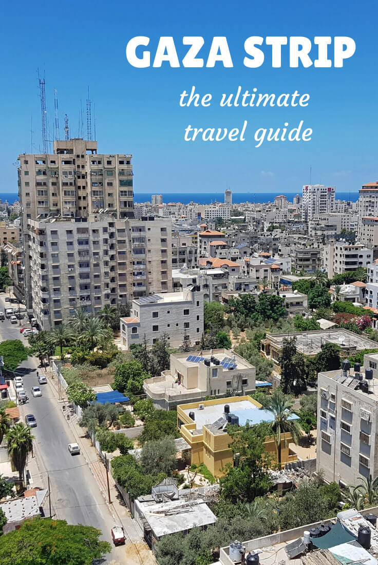 how to travel to Gaza
