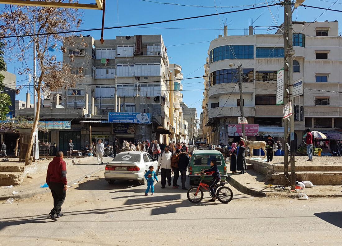 Khan Yunos, Gaza