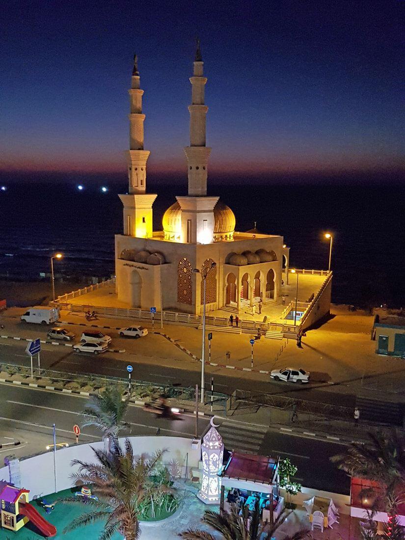 se puede viajar a Gaza?