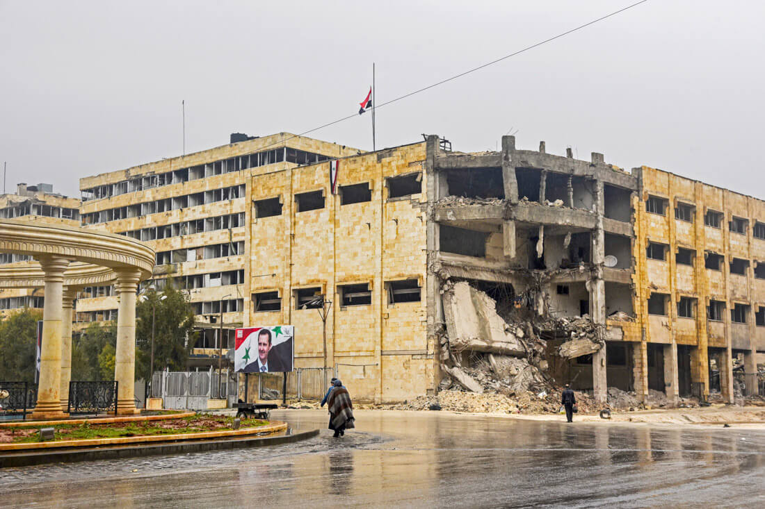 places to visit in Aleppo