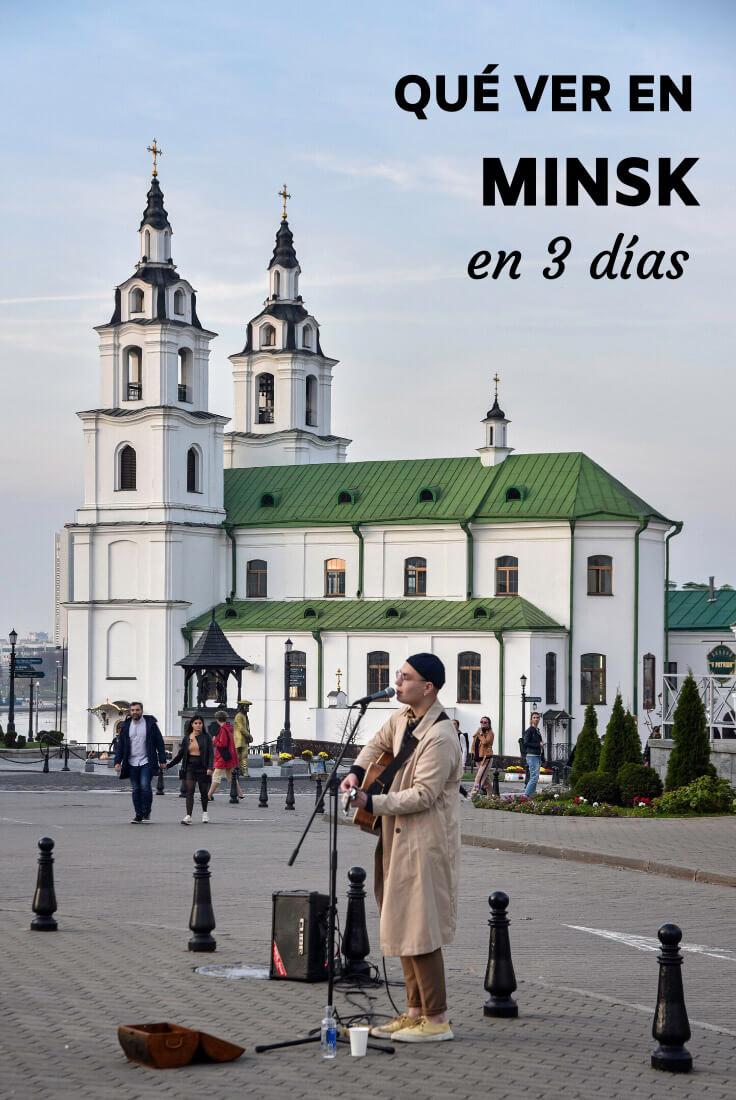 qué ver en Minsk